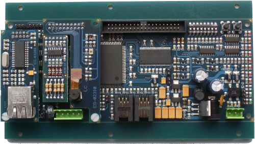 FPG-EYE FPGA board with Lattice XP2 and Mico32